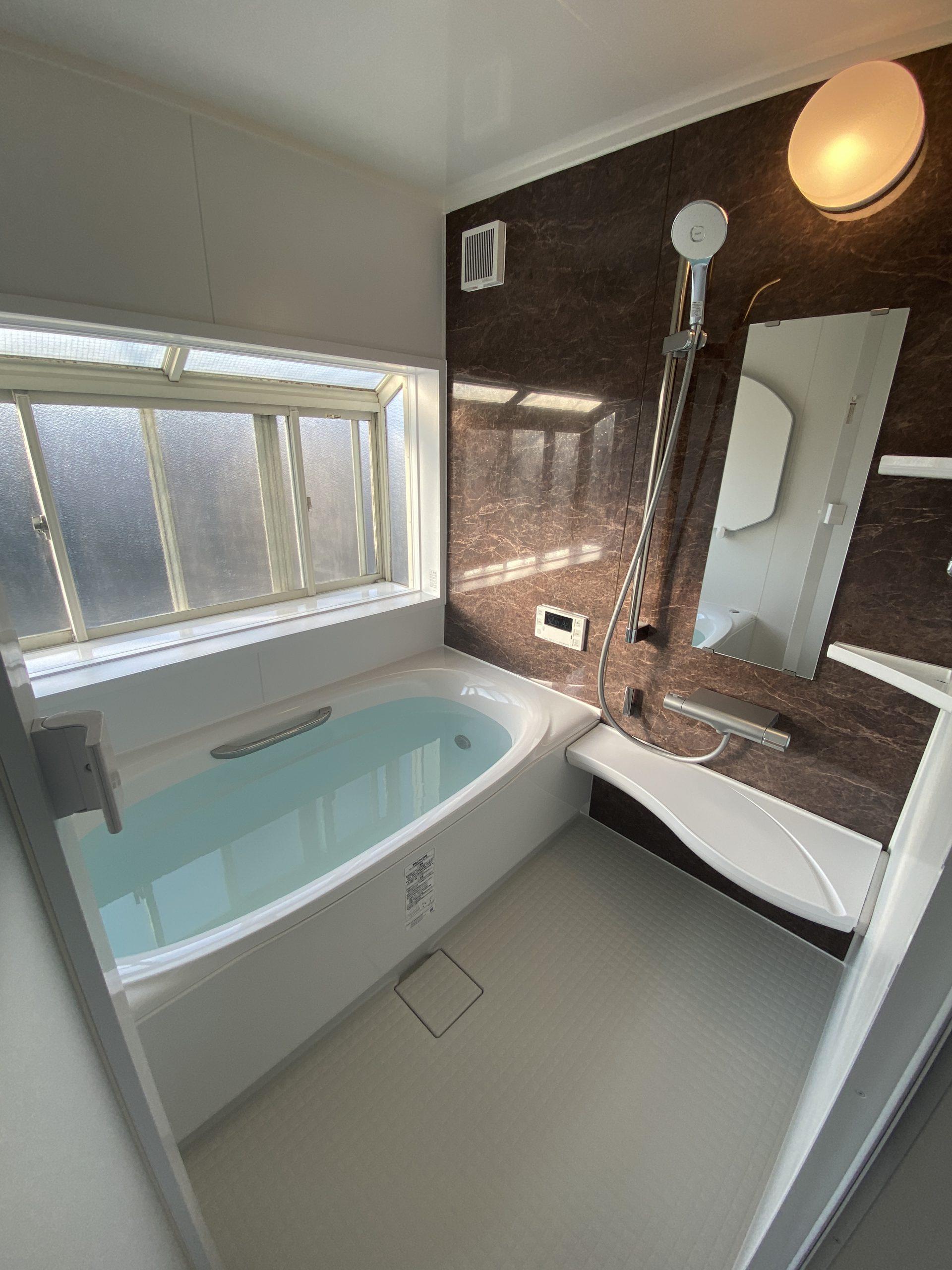 浴室・洗面&トイレのリフォーム(浴室・洗面版)
