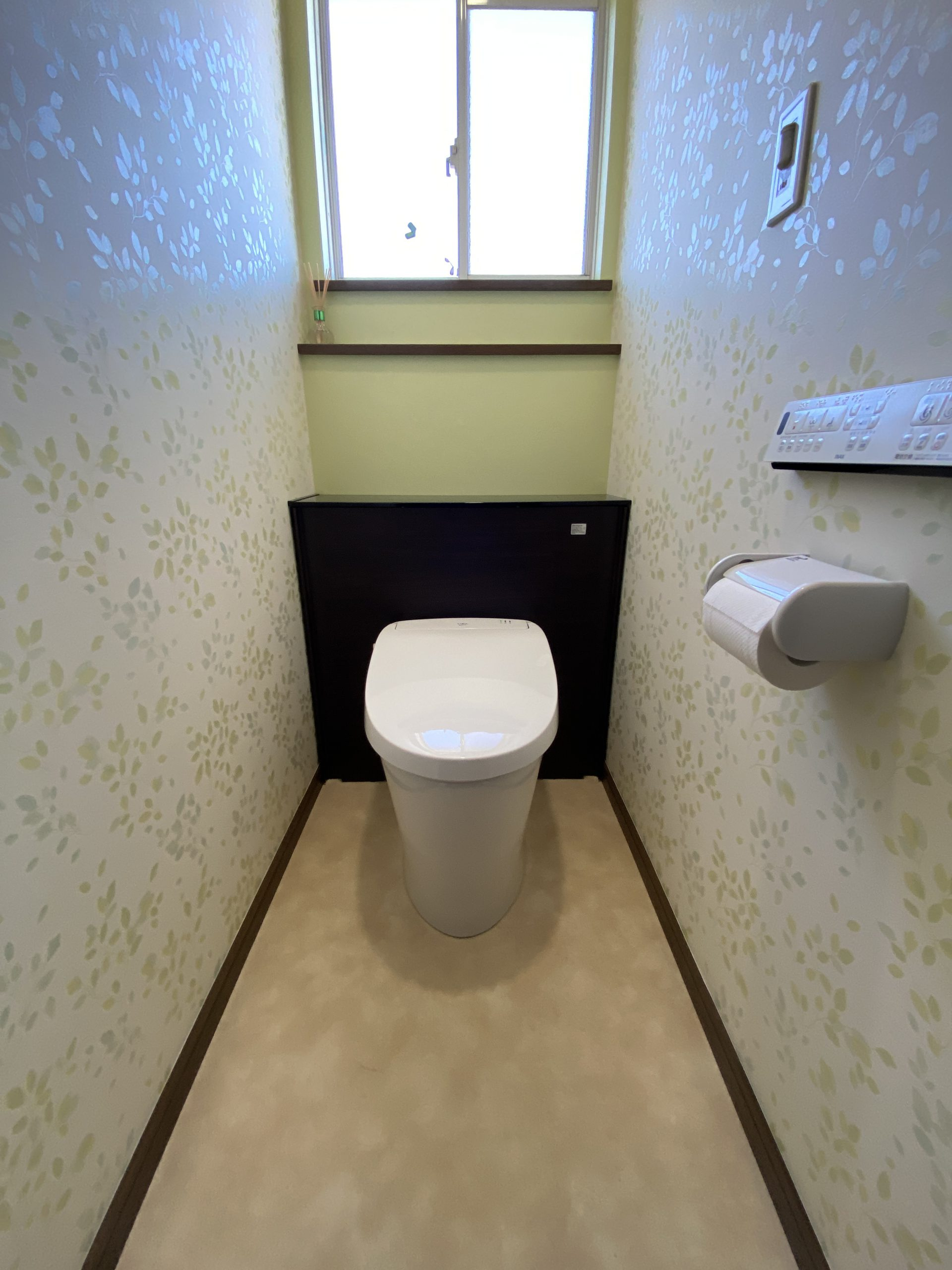 浴室・洗面&トイレのリフォーム(トイレ版)
