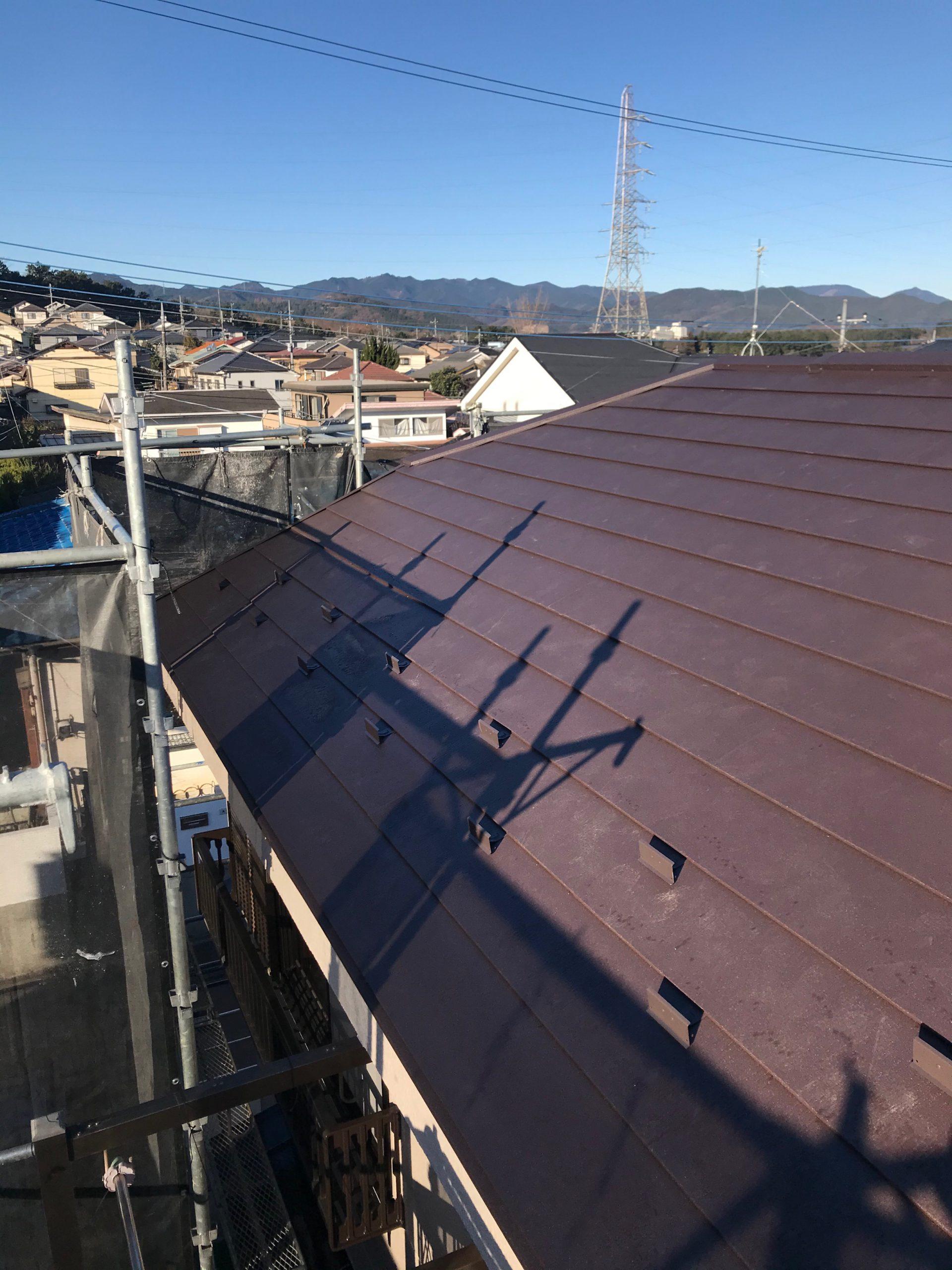 雨漏り点検&屋根の葺き替えリフォーム