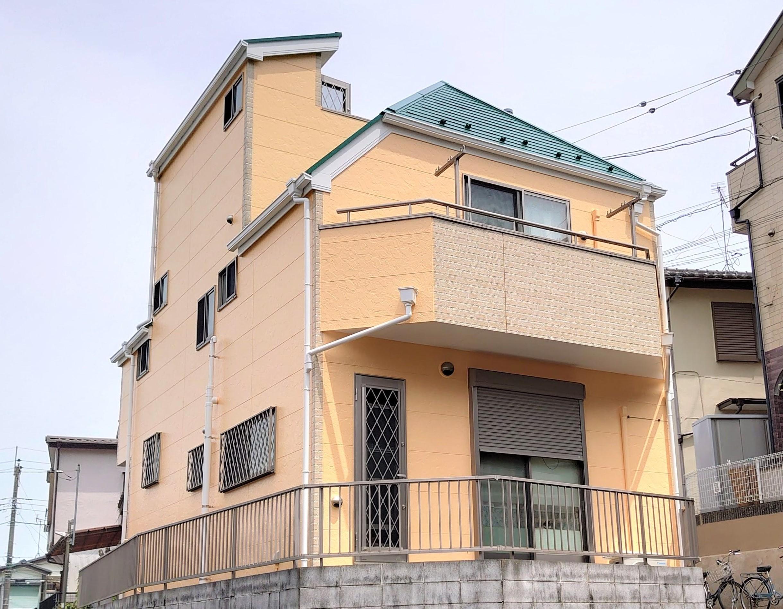 外壁・屋根塗装リフォーム